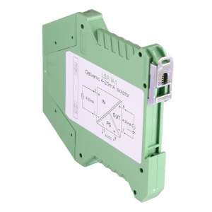 Galvanic isolator for analog signal 4-20mA