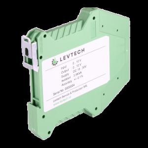 Galvanic isolator for 0-10V analog signal