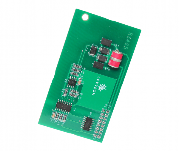 Communication module for Nuovo Pignone
