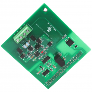 This is a Serial communication module for Logitron HTRF pump