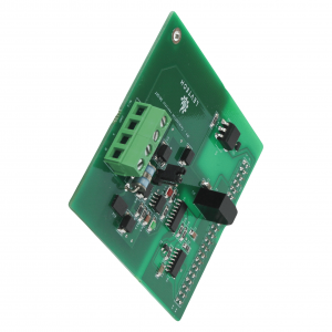 RS485 communication module for Logitron HTRF