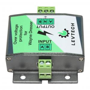 Over voltage and lightning protection for Wayne Dresser