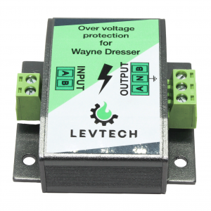Over voltage and lightning protection for Wayne Dresser