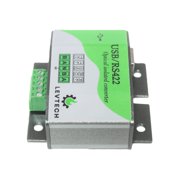 USB to Serial RS422 communication module with galvanic isolation