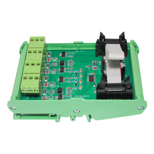 2-Wire current loop module for DOMS