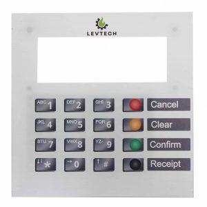 Hectronic TA231 keypad