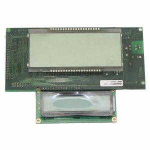 Piusi LCD and CPU